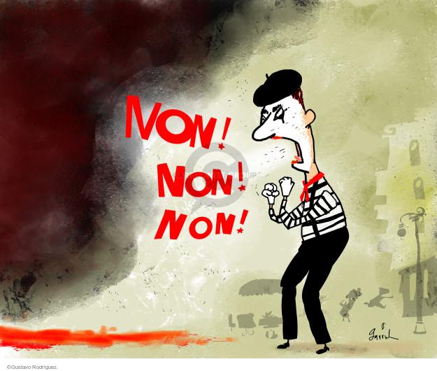 Gustavo Rodriguez  Garrincha's Editorial Cartoons 2015-11-13 editorial