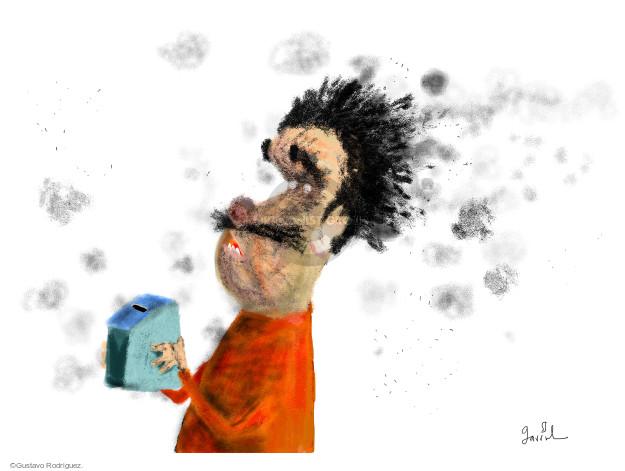 Gustavo Rodriguez  Garrincha's Editorial Cartoons 2015-12-07 vote