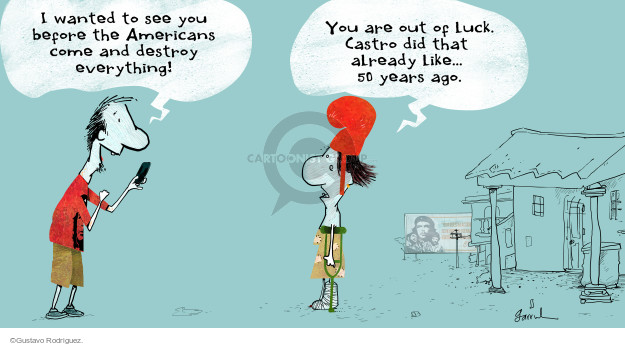 Gustavo Rodriguez  Garrincha's Editorial Cartoons 2016-02-02 American
