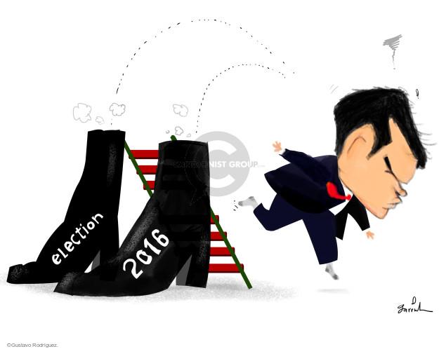 Gustavo Rodriguez  Garrincha's Editorial Cartoons 2016-03-17 2016 election Marco Rubio