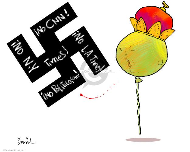 Gustavo Rodriguez  Garrincha's Editorial Cartoons 2017-02-24 media