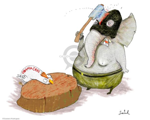 Gustavo Rodriguez  Garrincha's Editorial Cartoons 2017-07-30 Congress