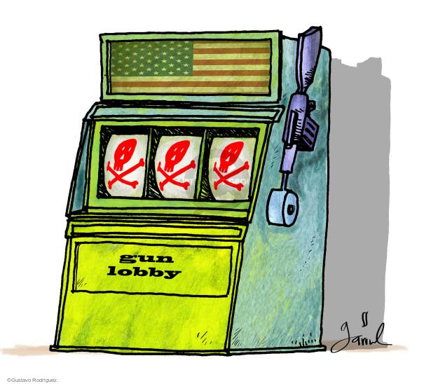 Gun lobby.