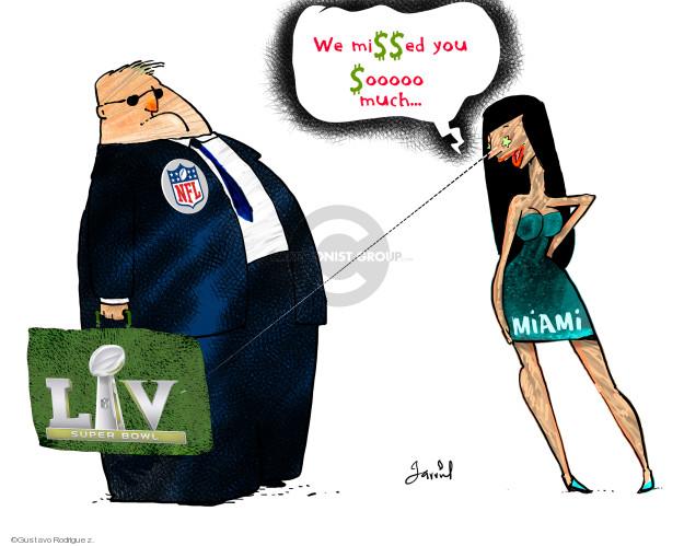Cartoonist Gustavo Rodriguez  Garrincha's Editorial Cartoons 2020-01-27 editorial