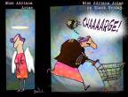 Cartoonist Gustavo Rodriguez  Garrincha's Editorial Cartoons 2011-11-24 black