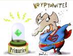 Cartoonist Gustavo Rodriguez  Garrincha's Editorial Cartoons 2012-03-12 2012 primary