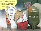 Cartoonist Gustavo Rodriguez  Garrincha's Editorial Cartoons 2014-05-07 not