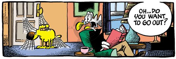 Comic Strip Mike Peters  Mother Goose and Grimm 2004-05-11 age