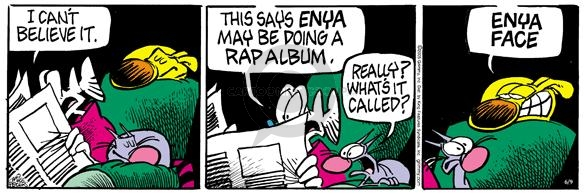 Comic Strip Mike Peters  Mother Goose and Grimm 2005-06-09 rap