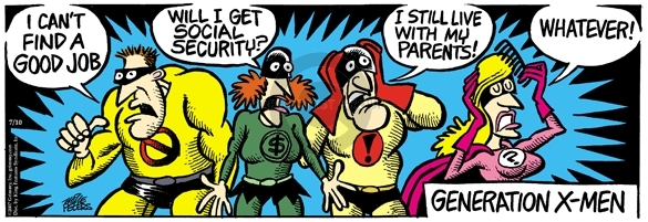 Comic Strip Mike Peters  Mother Goose and Grimm 2007-07-10 lifestyle