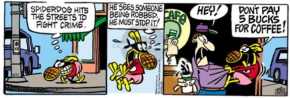 Comic Strip Mike Peters  Mother Goose and Grimm 2004-08-23 must