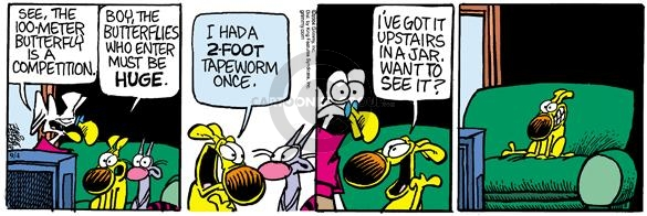 Comic Strip Mike Peters  Mother Goose and Grimm 2004-09-04 Athens