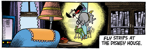 Comic Strip Mike Peters  Mother Goose and Grimm 2003-09-15 catch
