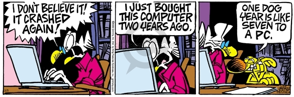 Comic Strip Mike Peters  Mother Goose and Grimm 2006-01-05 user