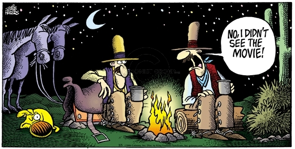 Comic Strip Mike Peters  Mother Goose and Grimm 2006-03-05 camping