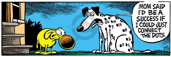 Comic Strip Mike Peters  Mother Goose and Grimm 2006-05-09 dalmatian