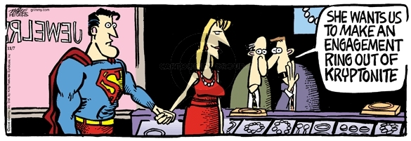 Comic Strip Mike Peters  Mother Goose and Grimm 2006-11-07 make