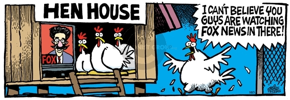 Comic Strip Mike Peters  Mother Goose and Grimm 2008-10-03 house
