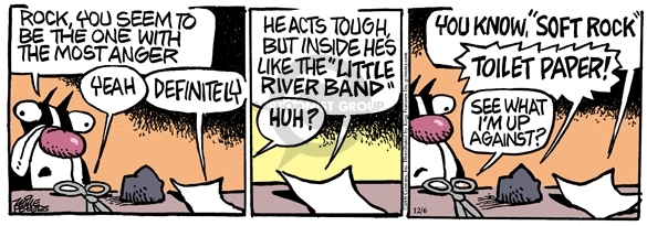 Comic Strip Mike Peters  Mother Goose and Grimm 2008-12-06 rude