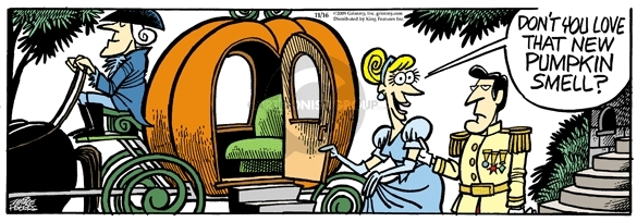 Comic Strip Mike Peters  Mother Goose and Grimm 2009-11-16 literature