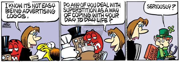 Comic Strip Mike Peters  Mother Goose and Grimm 2010-07-03 marketing
