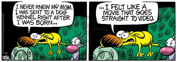 Comic Strip Mike Peters  Mother Goose and Grimm 2010-07-06 movie
