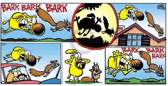 Comic Strip Mike Peters  Mother Goose and Grimm 2010-09-19 rest