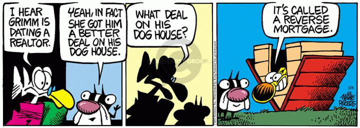 Comic Strip Mike Peters  Mother Goose and Grimm 2012-03-08 house