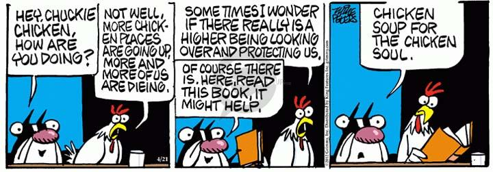 Comic Strip Mike Peters  Mother Goose and Grimm 2012-04-21 self-help book