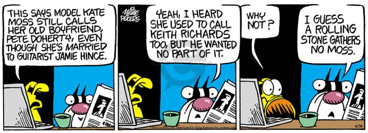 Comic Strip Mike Peters  Mother Goose and Grimm 2012-06-30 boyfriend