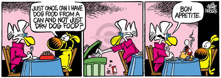 Comic Strip Mike Peters  Mother Goose and Grimm 2013-01-03 dry