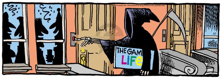 Comic Strip Mike Peters  Mother Goose and Grimm 2013-03-07 life