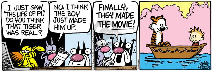 Comic Strip Mike Peters  Mother Goose and Grimm 2013-05-20 movie