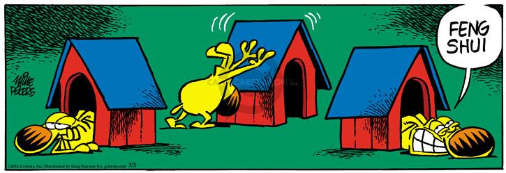 Cartoonist Mike Peters  Mother Goose and Grimm 2014-03-05 art