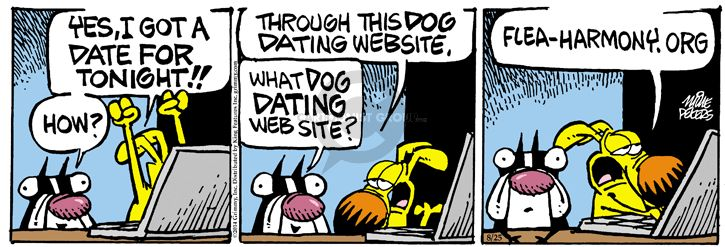 Cartoonist Mike Peters  Mother Goose and Grimm 2014-08-25 website