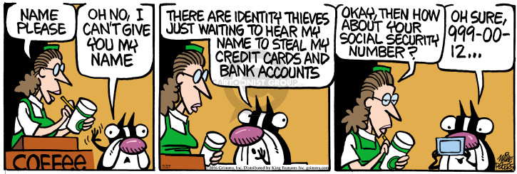 Comic Strip Mike Peters  Mother Goose and Grimm 2016-07-27 coffee