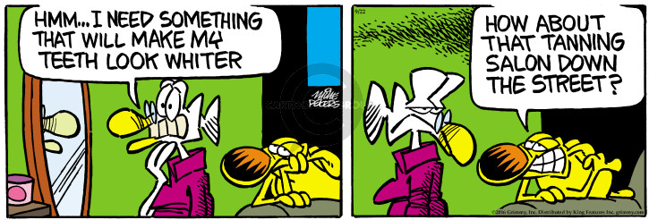 Comic Strip Mike Peters  Mother Goose and Grimm 2016-09-22 skin