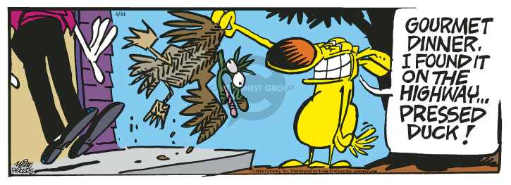 Comic Strip Mike Peters  Mother Goose and Grimm 2018-05-31 find