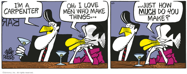 Comic Strip Mike Peters  Mother Goose and Grimm 2021-06-09 you