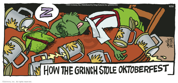 Comic Strip Mike Peters  Mother Goose and Grimm 2021-09-10 drink