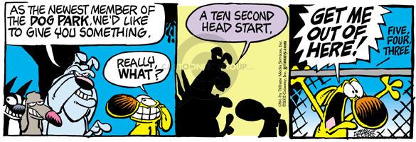 Cartoonist Mike Peters  Mother Goose and Grimm 2002-07-25 seek