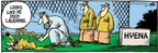 Cartoonist Mike Peters  Mother Goose and Grimm 2005-02-25 zoo