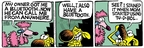 Cartoonist Mike Peters  Mother Goose and Grimm 2007-05-02 dog teeth