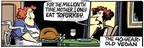 Comic Strip Mike Peters  Mother Goose and Grimm 2006-03-01 tofu