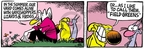 Cartoonist Mike Peters  Mother Goose and Grimm 2006-06-06 gardening
