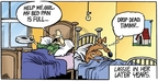 Cartoonist Mike Peters  Mother Goose and Grimm 2006-07-23 animal hospital