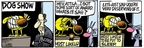 Cartoonist Mike Peters  Mother Goose and Grimm 2006-09-22 honor