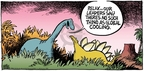 Comic Strip Mike Peters  Mother Goose and Grimm 2007-03-11 climate