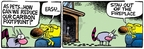 Comic Strip Mike Peters  Mother Goose and Grimm 2007-09-10 climate