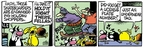 Comic Strip Mike Peters  Mother Goose and Grimm 2007-12-21 dog tag